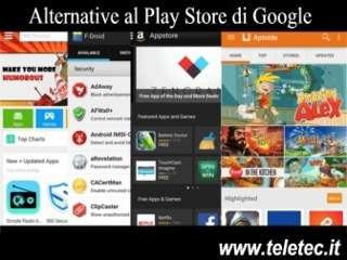 Dove Trovare un'alternativa al Play Store di Google