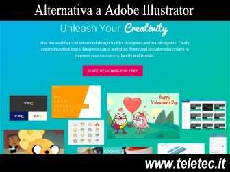 Dove Trovare un'alternativa online ad Adobe Illustrator