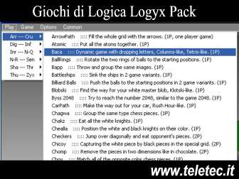 Logyx Pack - Giochi di logica per Windows