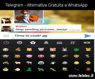 Telegram - Come Trovare un'alternativa Gratuita a WhatsApp