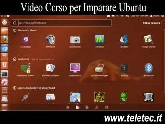 Video Corso per Imparare Ubuntu
